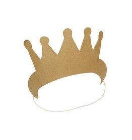 Graine Creative Graine Créative kroon elastieken karton om zelf te decoreren