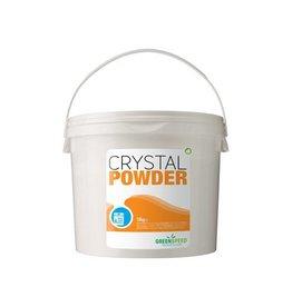 GREENSPEED by ecover Greenspeed vaatwaspoeder Crystal Powder, emmer van 10 kg