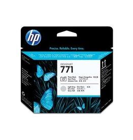 HP HP 771 (CE020A) ink black/light grey (original)
