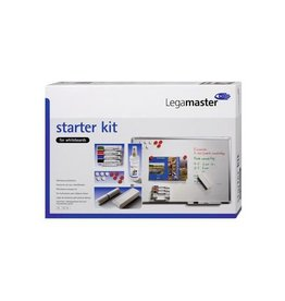 Lega Legamaster starterkit voor whiteboards, doos