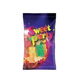 Sweet party Sweet Party zure beertjes, zakje van 100 g