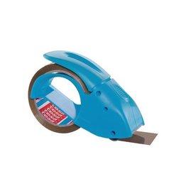 Tesa Tesapack handafroller Pack 'n Go, blauw