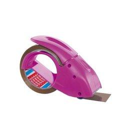 Tesa Tesapack handdispenser Pack 'n Go, roze