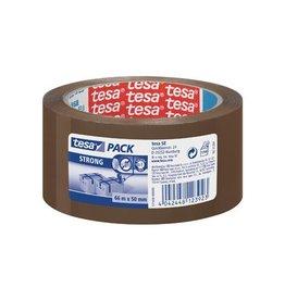 Tesa Tesa verpakkingsplakband Strong, ft 50mmx66 m, uit PP, bruin