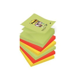 Post-it Post-it Super Sticky Z-Notes Marrakesh 76x76 divkl 90vel 6bl