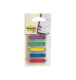 Post-it Post-it Index pijltjes, 5 kleuren, 24 blaadjes per kleur