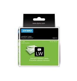 Dymo Dymo duurzame etiketten LabelWriter 28x89mm, 130 etiketten