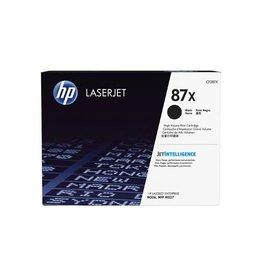 HP HP 87X (CF287X) toner black 18000 pages (original)