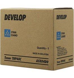 Develop Develop TNP-48C (A5X04D0) toner cyan 10000p (original)