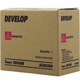 Develop Develop TNP-48M (A5X03D0) toner magenta 10000p (original)