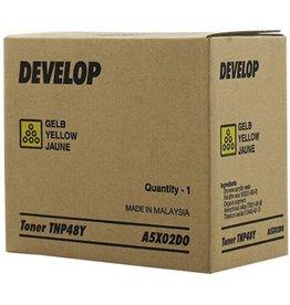 Develop Develop TNP-48Y (A5X02D0) toner yellow 10000p (original)