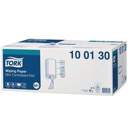 Tork Tork poetspapier Mini Centerfeed, 1-l, systeem M1, 11 rollen