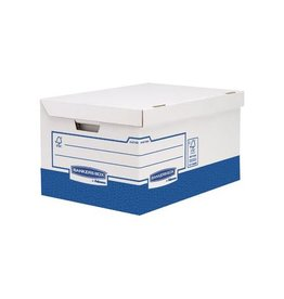 Bankers Box Bankers Box basic containerdoos ultra heavy duty flip [10st]