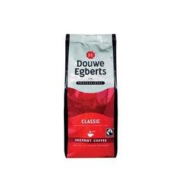 Douwe Egberts Douwe Egberts instant koffie, Classic, fairtrade, 300 gram
