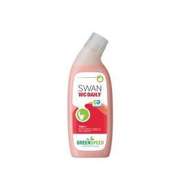 GREENSPEED by ecover Greenspeed toiletreiniger Swan WC Daily dennenfris 750 ml