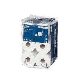 Tork Tork toiletpapier SmartOne Mini 2-l 111m systeem T9 12 rol.