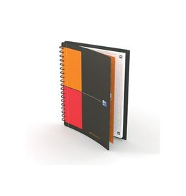 Oxford Oxford INTERNATIONAL meetingbook connect 160bl B5 5mm