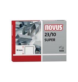 Novus Novus nietjes 23/10, doos met 1000 nietjes