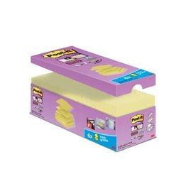 Post-it Post-it Z-Notes voordeelpak geel, 16 + 4 GRATIS
