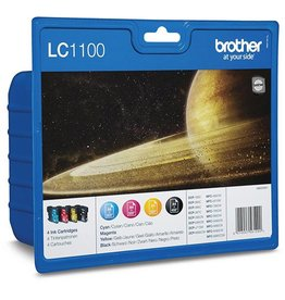 Brother Brother LC-1100VALBPDR multipack 1x450/3x325p (original)