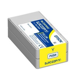Epson Epson SJIC22PY (C33S020604) ink yellow 32,5ml (original)