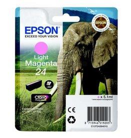 Epson Epson 24 (C13T24264010) ink light magenta 360p (original)