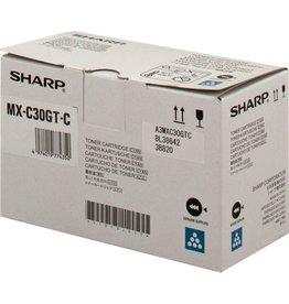 Sharp Sharp MX-C30GTC toner cyan 6000 pages (original)
