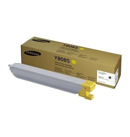 Samsung Samsung CLT-Y808S (SS735A) toner yellow 20000p (original)