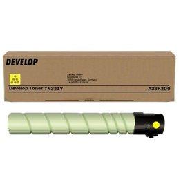 Develop Develop TN-321Y (A33K2D0) toner yellow 25000p (original)