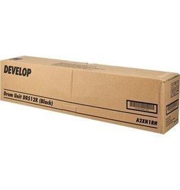 Develop Develop DR-512K (A2XN1RH) drum black 75000 pages (original)