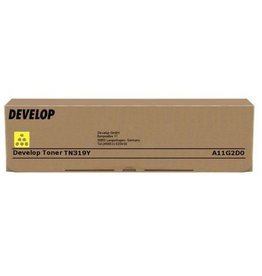 Develop Develop TN-319Y (A11G2D0) toner yellow 26000p (original)