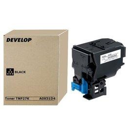 Develop Develop TNP-27K (A0X51D4) toner black 6000 pages (original)