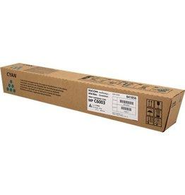 Ricoh Ricoh MP C6003 (841856) toner cyan 22500 pages (original)