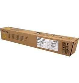Ricoh Ricoh MP C6003 (841854) toner yellow 22500 pages (original)