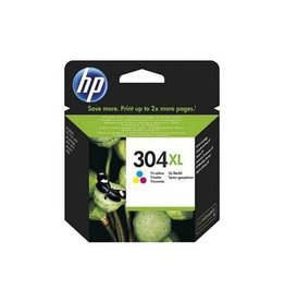 HP HP 304XL (N9K07AE) ink color 300 pages (original)