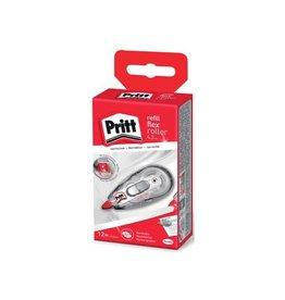 Pritt Pritt correctieroller Refill Flex 4,2mmx12m, in ophangdoosje