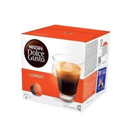 Nescafé Dolce Gusto Nescafé Dolce Gusto koffiecapsules, Lungo, pak van 16 stuks