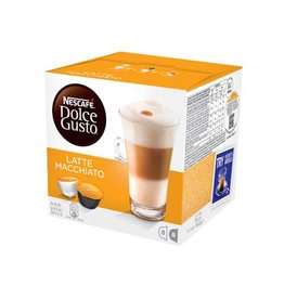 Nescafé Dolce Gusto Nescafé Dolce Gusto koffiepads, Latte Macchiato,pak van 16st