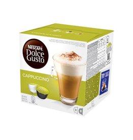 Nescafé Dolce Gusto Nescafé Dolce Gusto koffiecapsules, Cappucino, 16 stuks