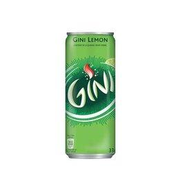 Gini Gini frisdrank, blikje van 33 cl, pak van 24 stuks