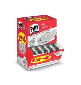 Pritt Pritt vulling voor correctieroller RefillFlex 4,2mmx12m 12+4