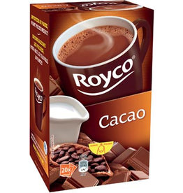 Royco Royco cacao, pak van 20 zakjes