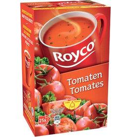 Royco Royco Minute Soup classic tomaat, pak van 25 zakjes