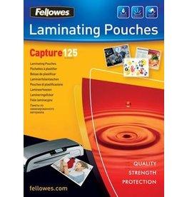 Fellowes Fellowes lamineerhoes Capture125 A6 250mic (2 x125mic) 100st