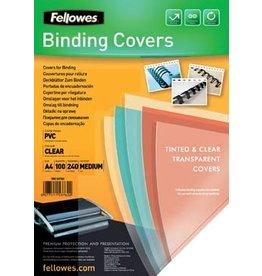 Fellowes Fellowes omslagen ft A4, 240 micron, pak van 100 stuks