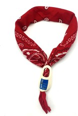 Wilhelmus scarf woodenshoe with your logo