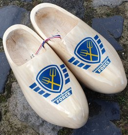 Wilhelmus woodenshoes Special edition FDF