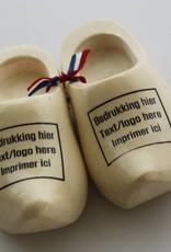 Woodenshoe souvenirs pair 14cm