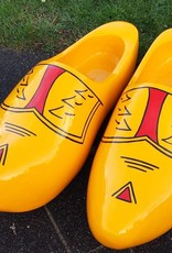 Giant woodenshoes in your design 85cm