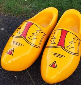 Giant woodenshoes 85cm
